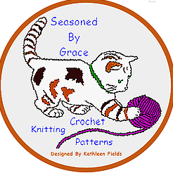 Seasoned By Grace - Knitting and Crochet Patterns
